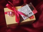 Original Naked Kali-Ma Raw Chocolate 300g Box